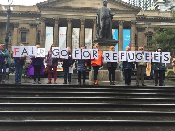 Fair Go For Refugees